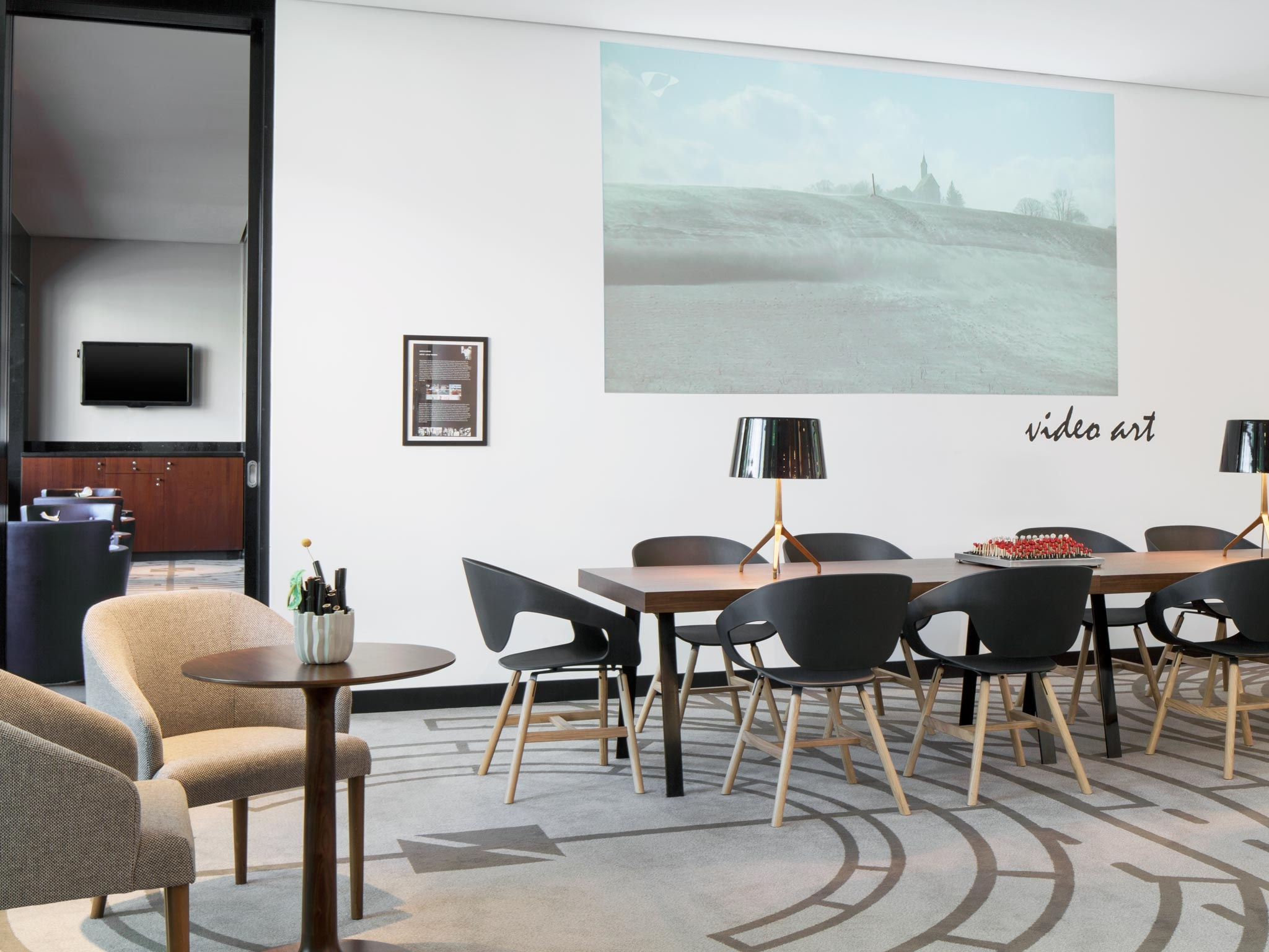Design hotel munich le m ridien services at a glance for Design hotel 1860 rendsburg